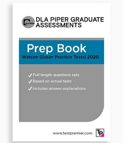 DLA Piper Graduate Assessment Practice Questions pack