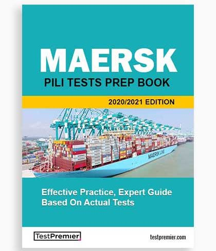 Maersk PI LI Aptitude Test Preparation Book