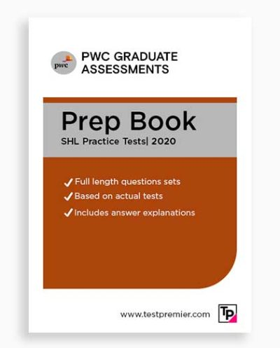 PwC Graduate Assessment Practice Questions pack